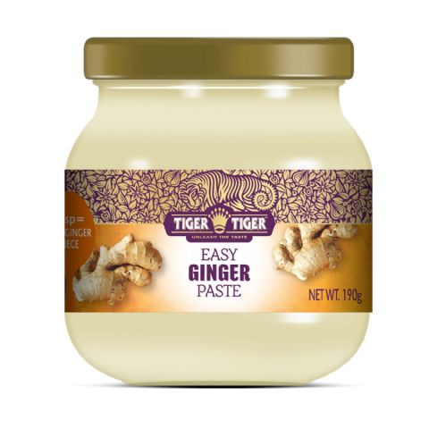 Easy Ginger Paste Tiger Tiger 190g
